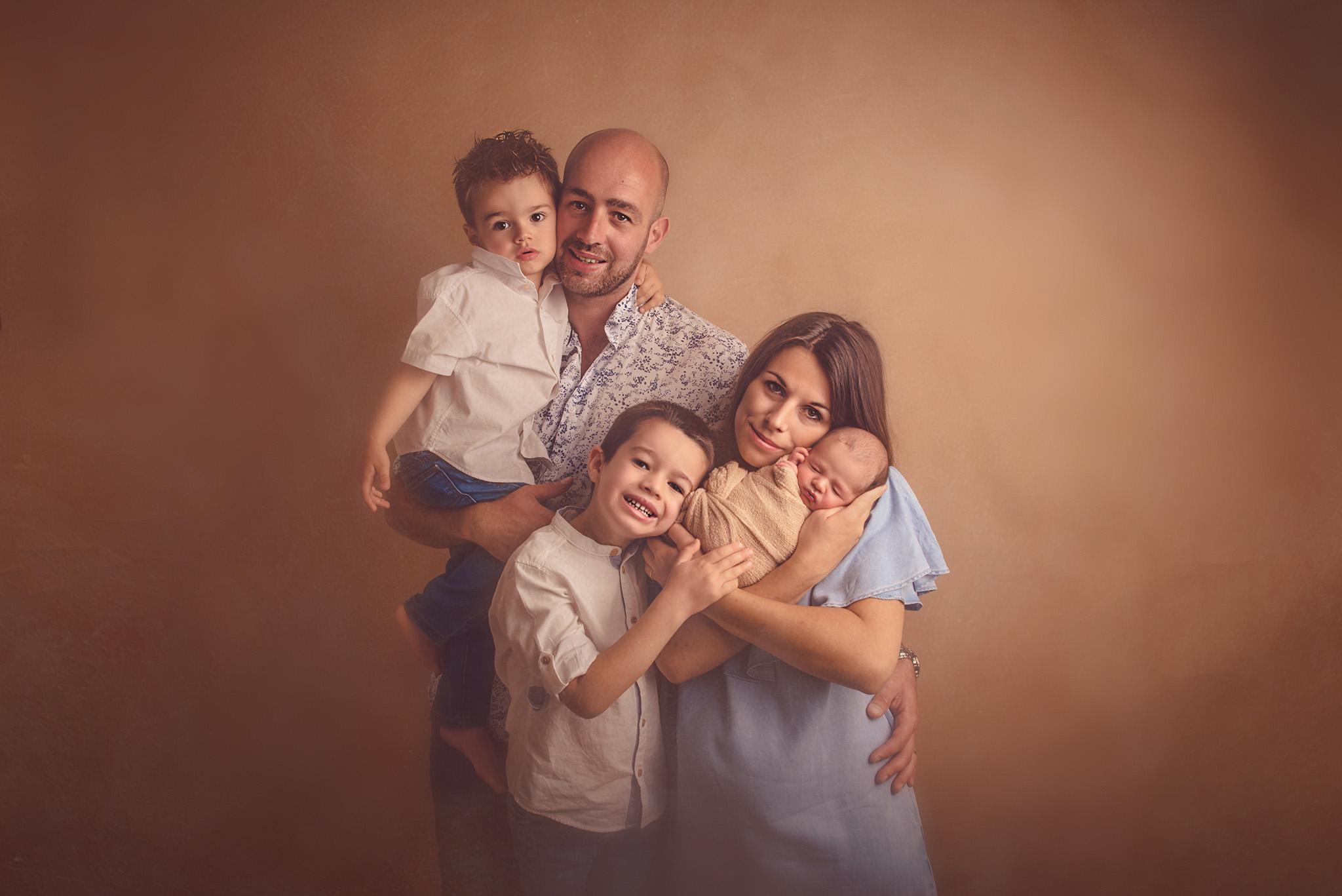 shooting famille photo de naissance sur Lille et Tourcoing photographe nord