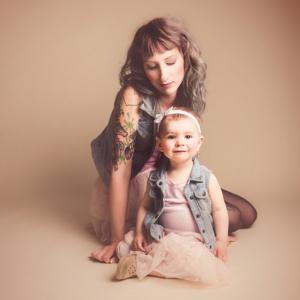 Séance photo familiale mere et fille sur Lille - Photographe