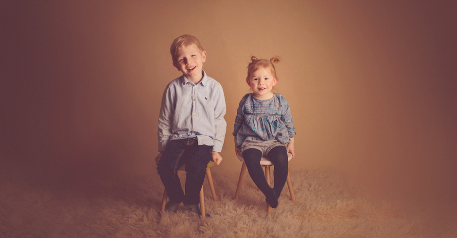 Séance photo enfants en studio –  Tourcoing