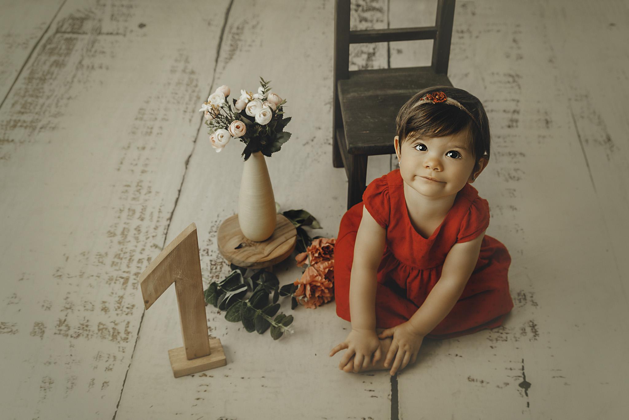 shooting peinture bébé alessia One moment photgraphie photographe Tourcoing