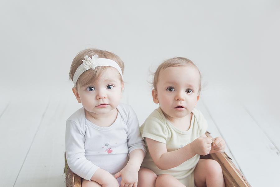 seance photo bébé jumeaux dans le nord de la france