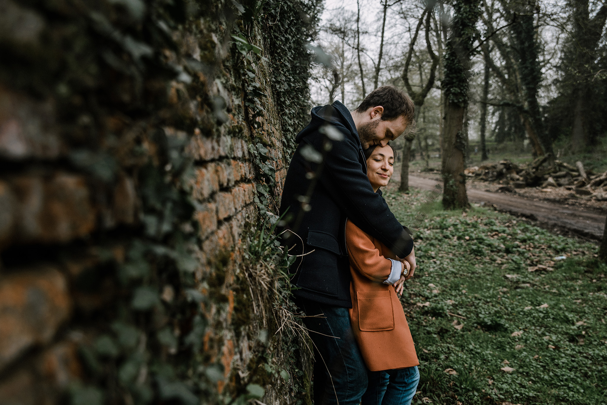 shooting engagement mariage sur Lille photographe Nord